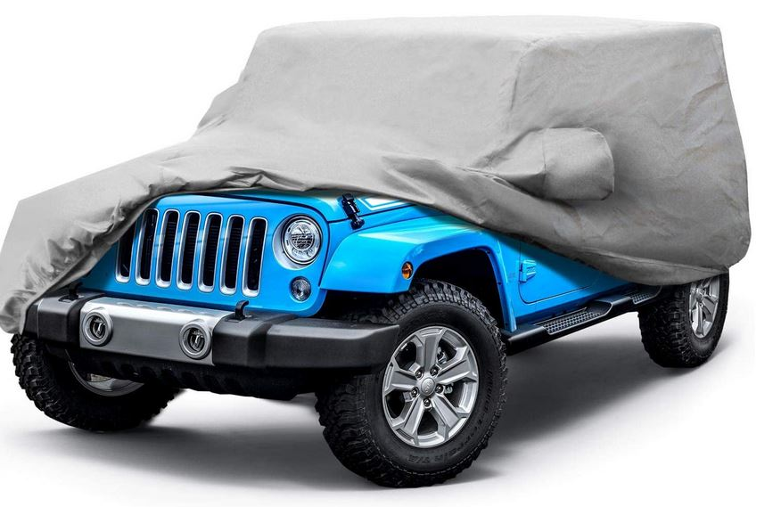 Best Jeep Wrangler accessories 2020