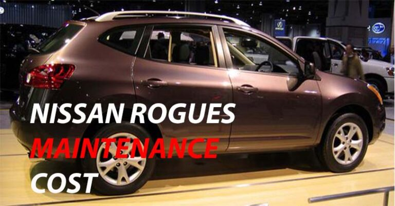 are nissan rogues expensive to repair