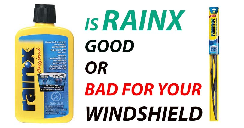 Is RainX Bad For Your Windshield? Can You Use RainX On Plastic Headlights?